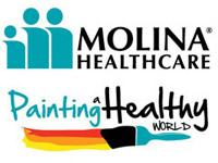 Molina Healthcare Painting a Healthy World